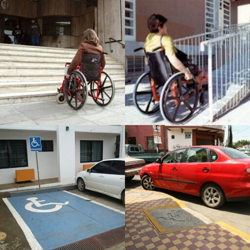 Accesibilidad Para Personas Con Discapacidad Desde Mi Silla